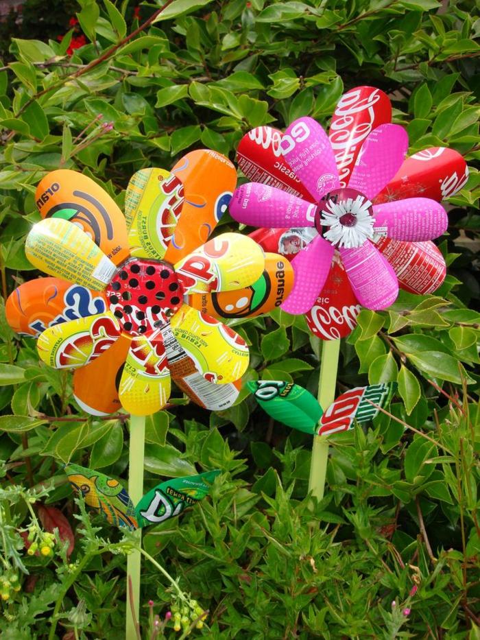 Decoration jardin a faire soi meme - Decoration de jardin a fabriquer ...