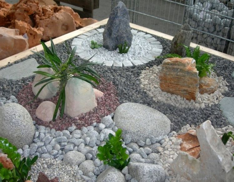 Decoration Jardin Avec Pierre