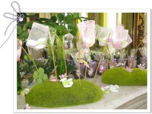 decoration jardin bapteme