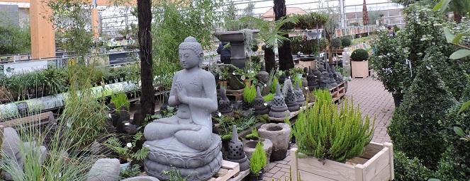 decoration jardin belgique