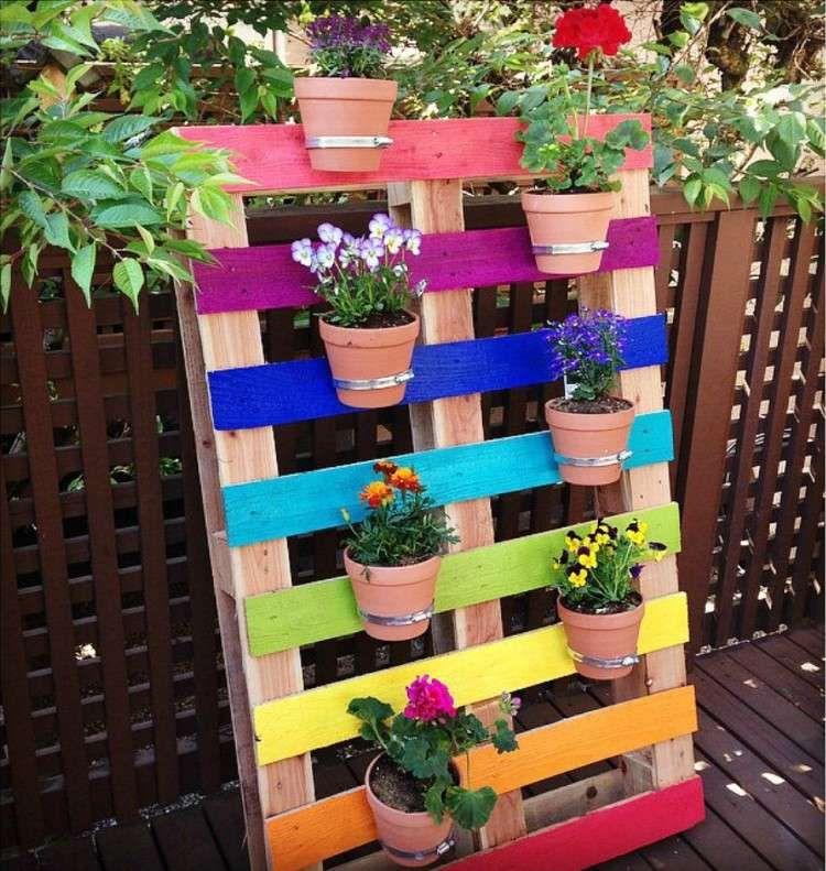 decoration jardin bricolage