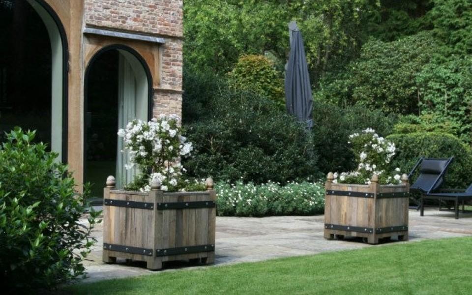 decoration jardin bruxelles
