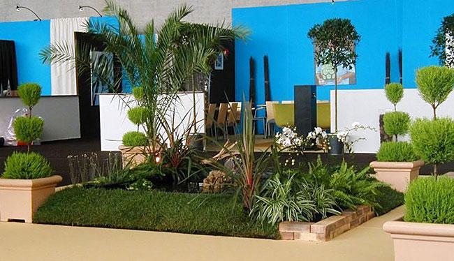 decoration jardin casablanca