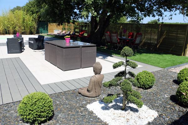 decoration jardin d'exterieur