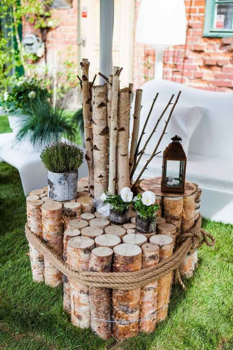 decoration jardin diy