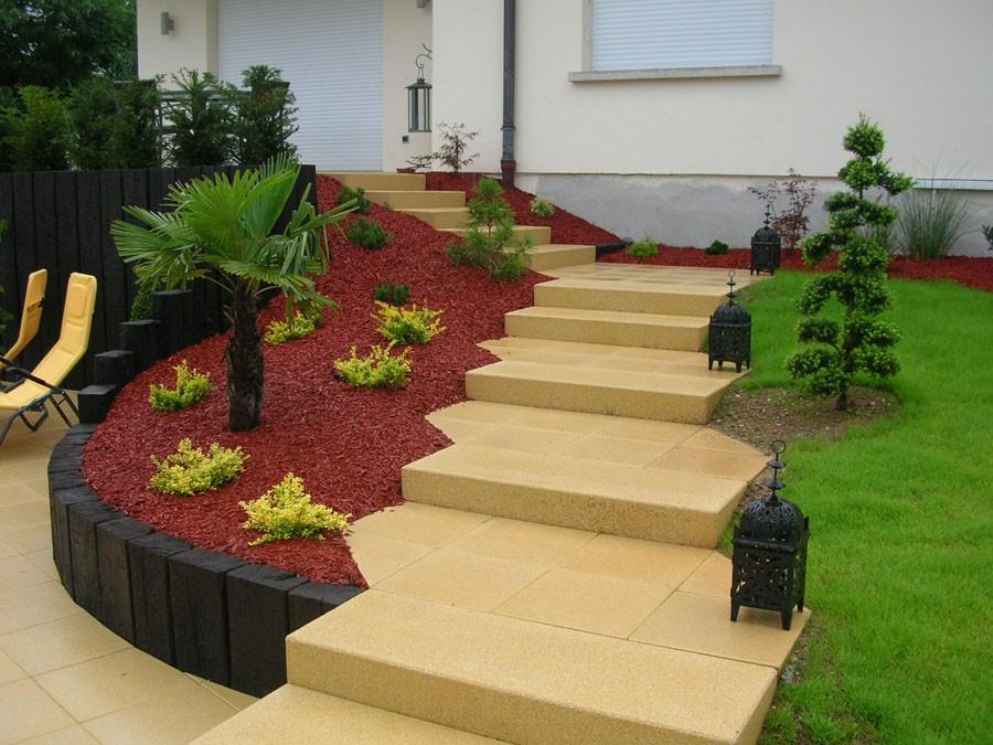 Decoration jardin ecorce - Decorations exterieures de jardin ...