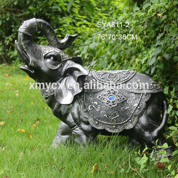 decoration jardin elephant