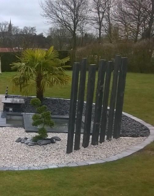 Piquet Ardoise Jardin