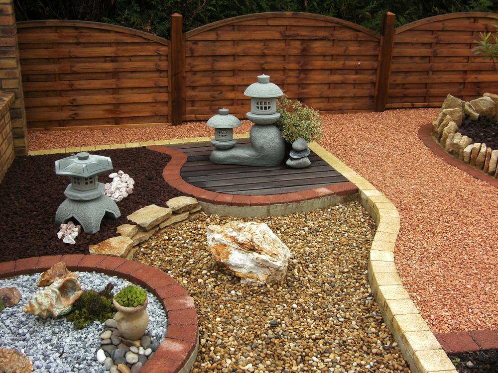 Decoration jardin exterieur poterie - Jardin zen exterieur ...