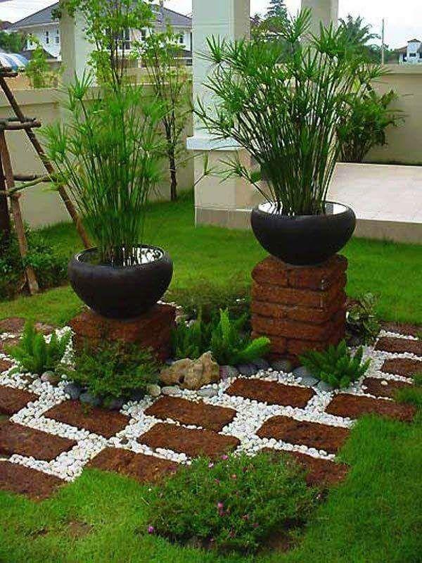 decoration jardin facebook