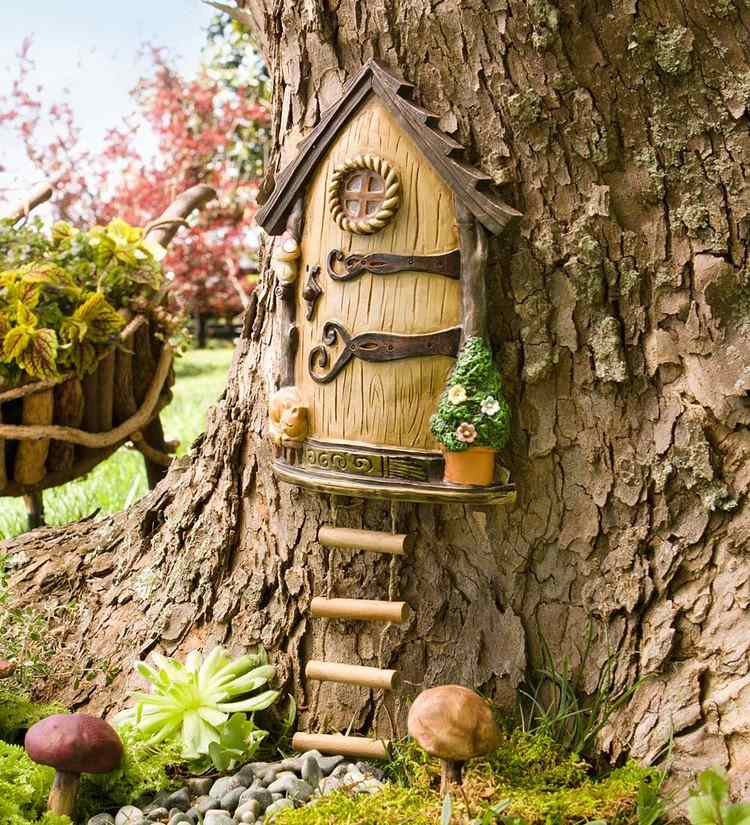 decoration jardin fee