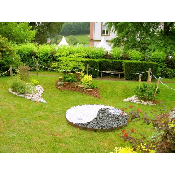 decoration jardin feng shui