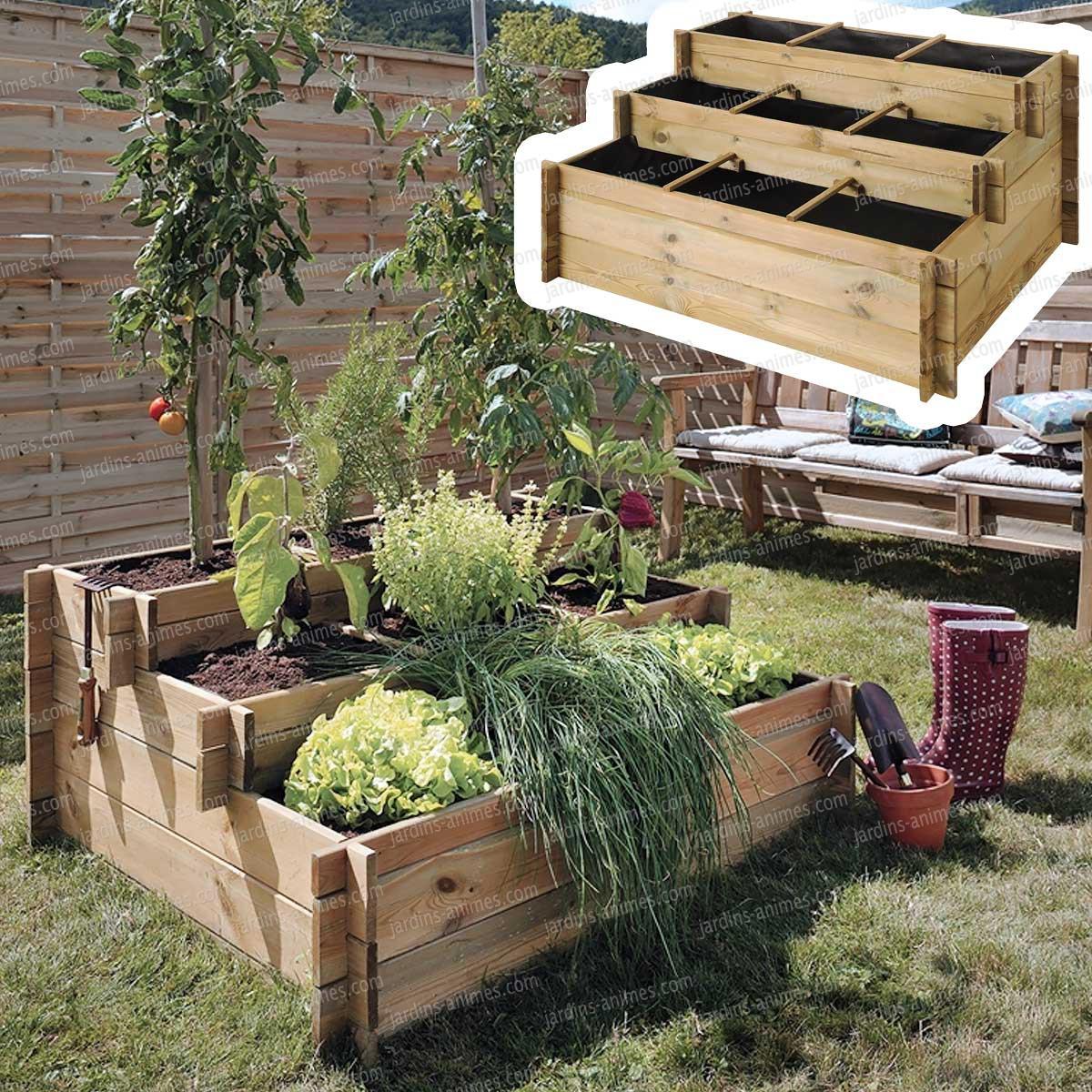 decoration jardin gamm vert
