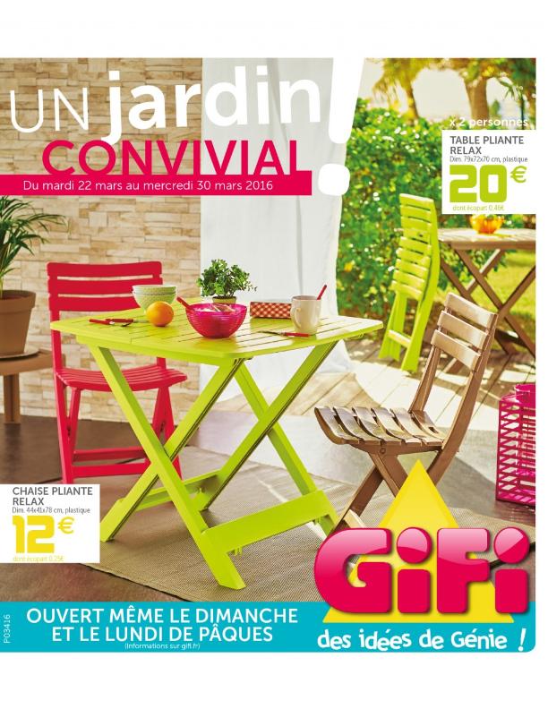 Fauteuil De Jardin Gifi. Cheap Dlicat Coussin Pour Fauteuil De ...