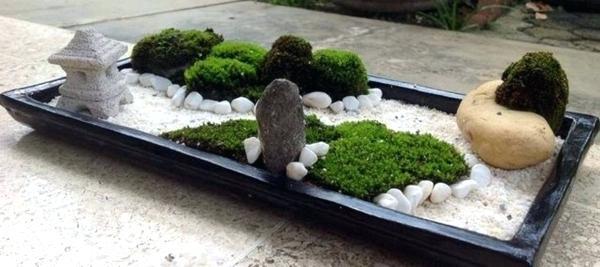 decoration jardin japonais miniature. Black Bedroom Furniture Sets. Home Design Ideas