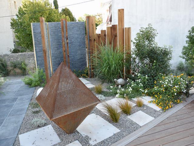 decoration jardin jardin. Black Bedroom Furniture Sets. Home Design Ideas