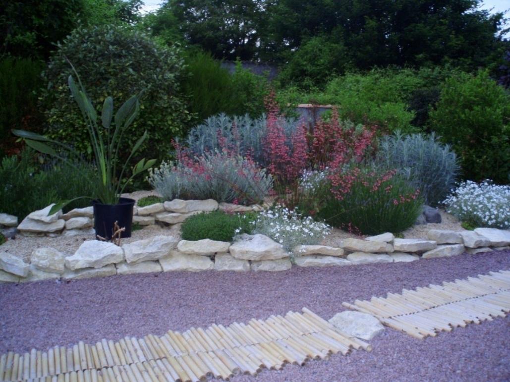 Decoration jardin mediterraneen - Creer un jardin mediterraneen ...