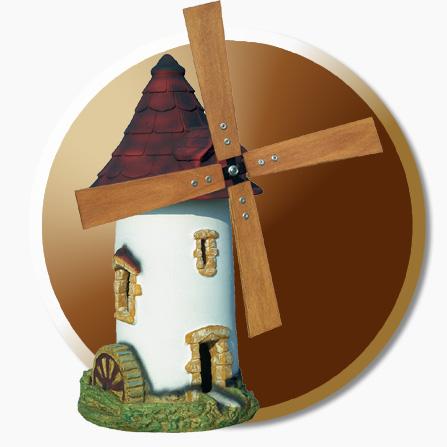 decoration jardin moulin. Black Bedroom Furniture Sets. Home Design Ideas
