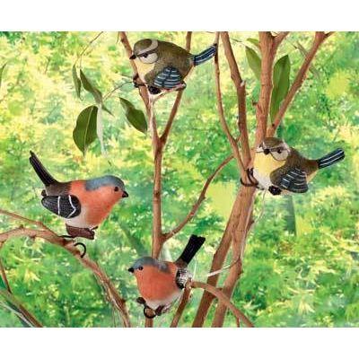 Decoration jardin oiseau - Oiseaux metal pour jardin ...