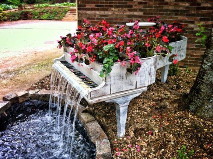Decoration Jardin Originale