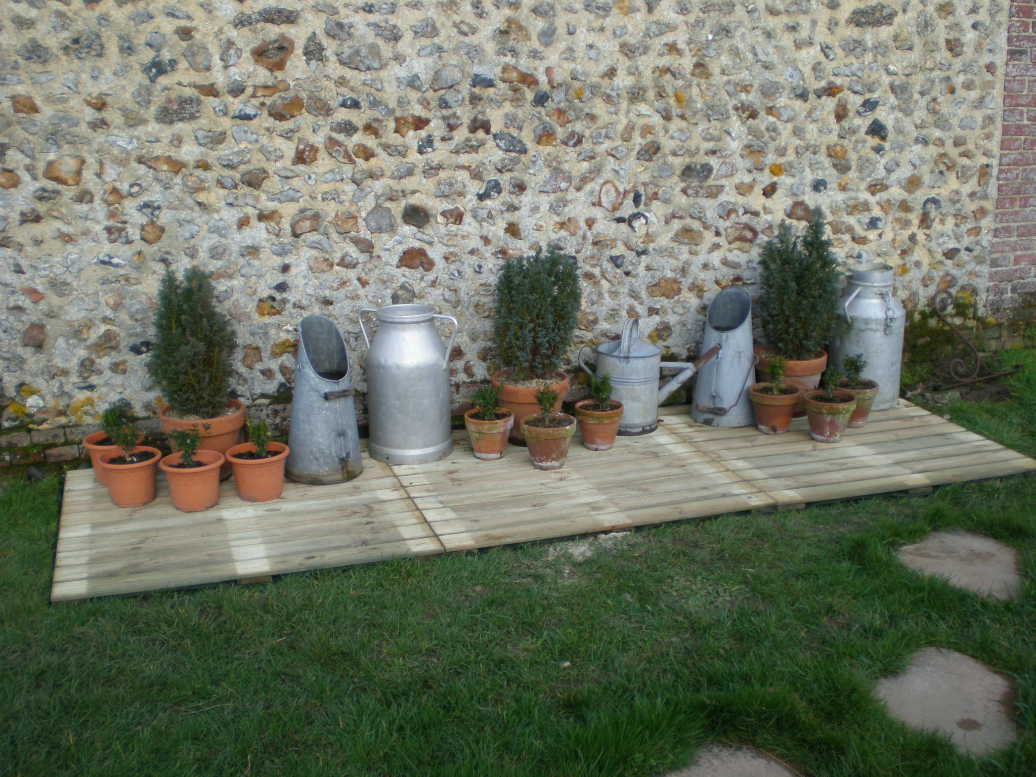 decoration jardin ornement
