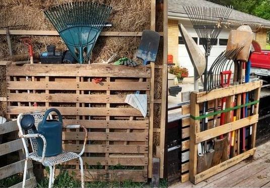 decoration jardin outils. Black Bedroom Furniture Sets. Home Design Ideas