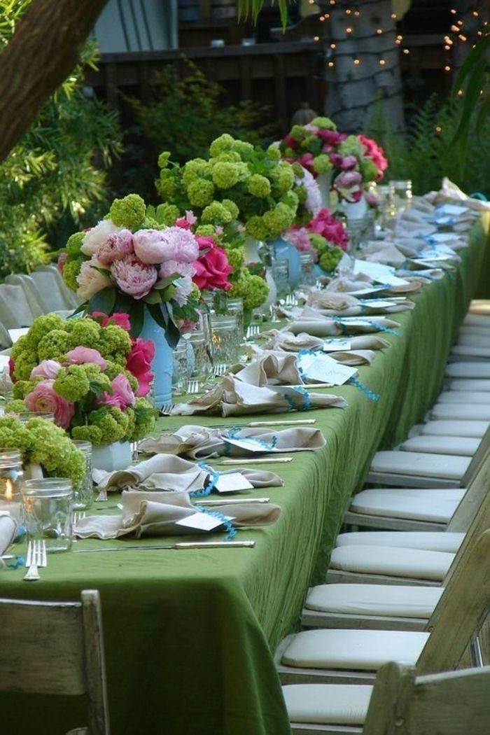 Best Idee Deco Jardin Pour Fete Contemporary - House Design ...