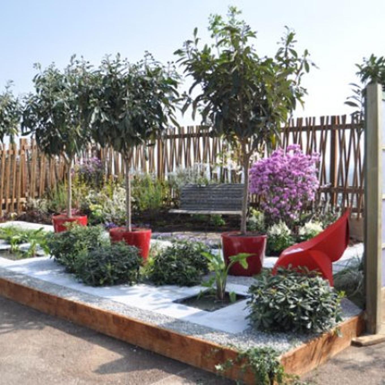 decoration jardin rennes
