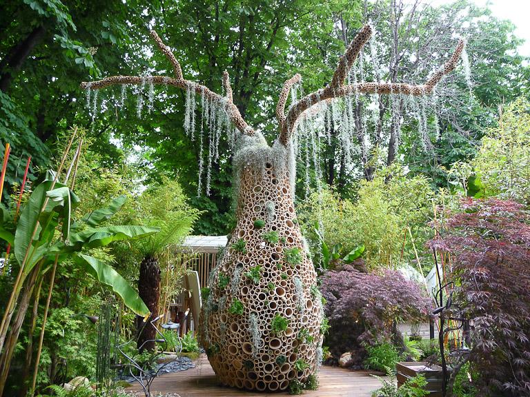 decoration jardin reunion