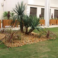 decoration jardin sfax