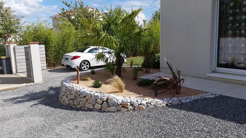 decoration jardin voiture. Black Bedroom Furniture Sets. Home Design Ideas