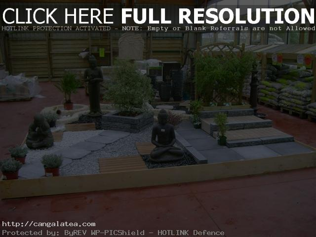 decoration jardin zen interieur
