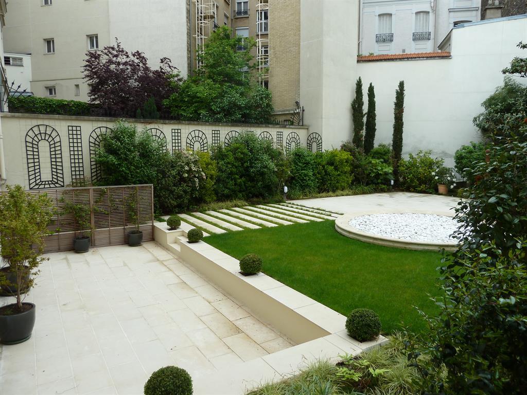 Jacuzzi Exterieur Terrasse Zen