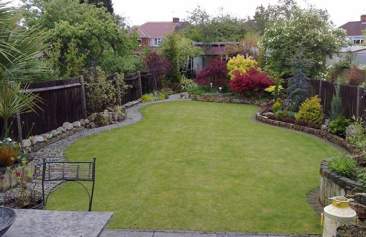 idee jardin 200m2
