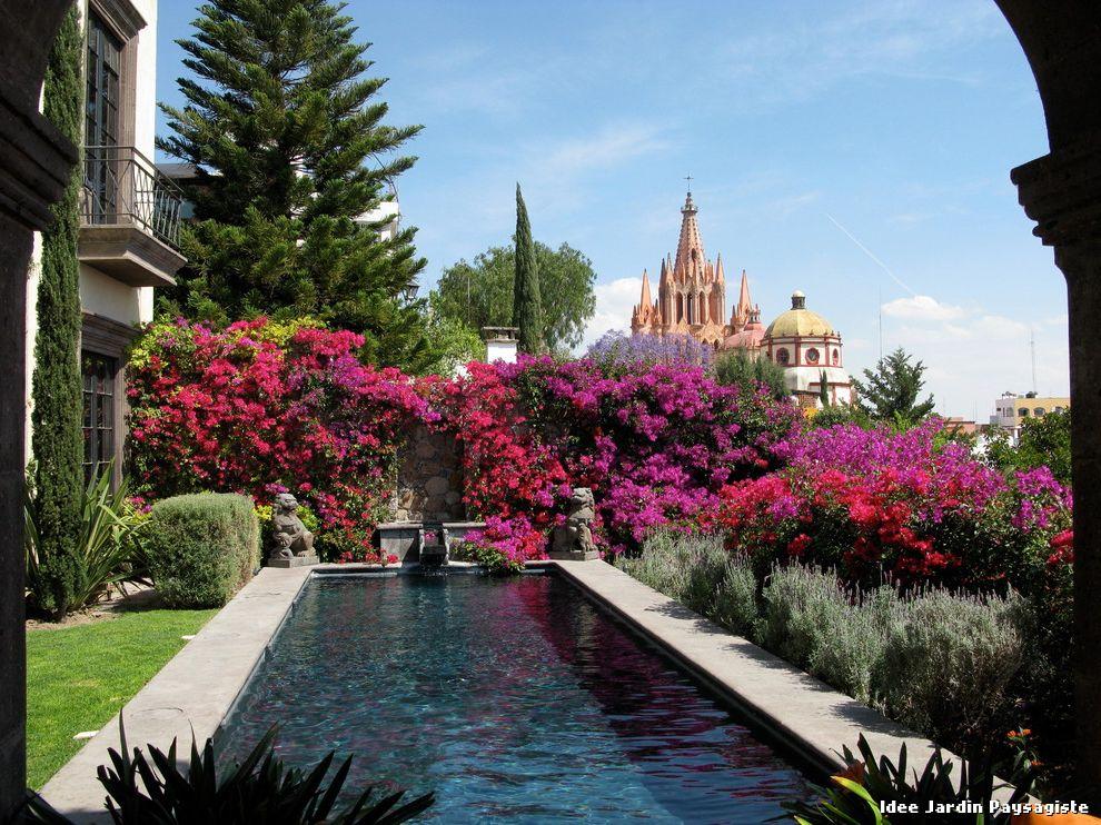Stunning Idee Jardin Mediterraneen Contemporary - House ...