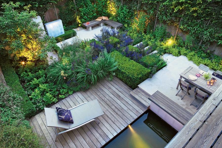 idee jardin 500m2