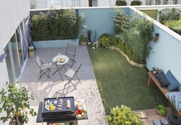 idee jardin 50m2