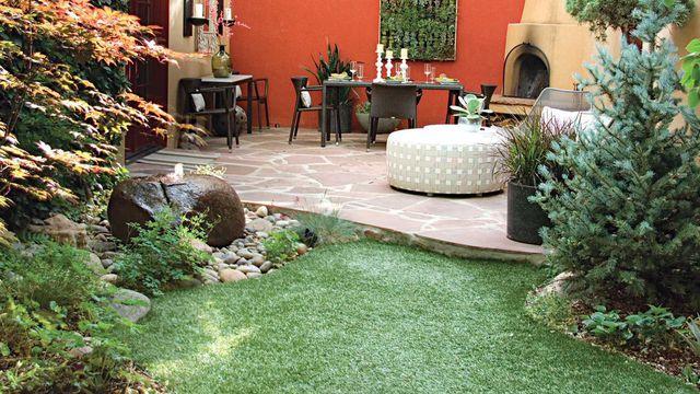 idee jardin 60m2 - Idee Jardin