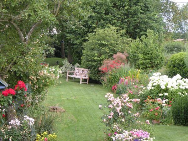 idee jardin anglais