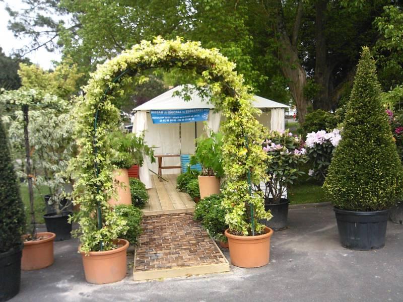 idee jardin arcachon