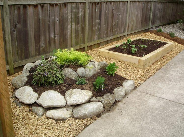 idee jardin aromatique