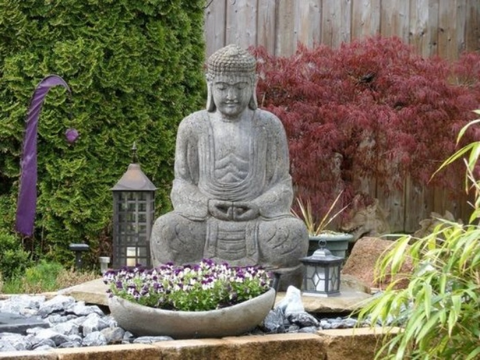 Idee jardin bouddha - Idee jardin zen ...