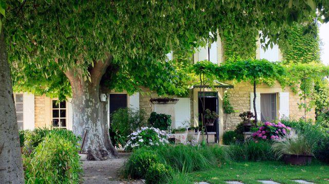 idee jardin bucolique