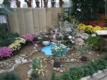 idee jardin chinois