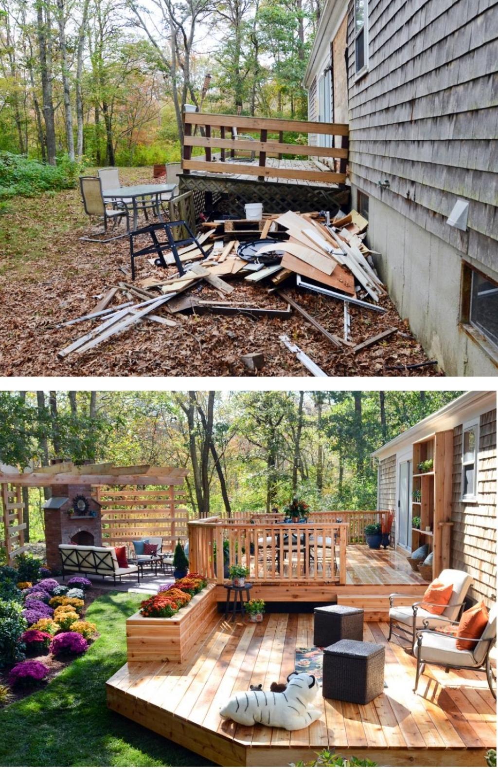 idee jardin cocooning