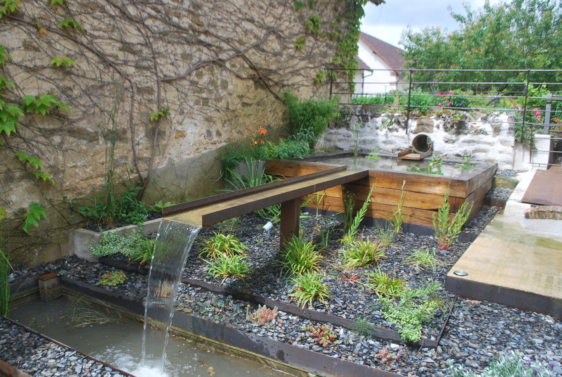 idee jardin d'eau