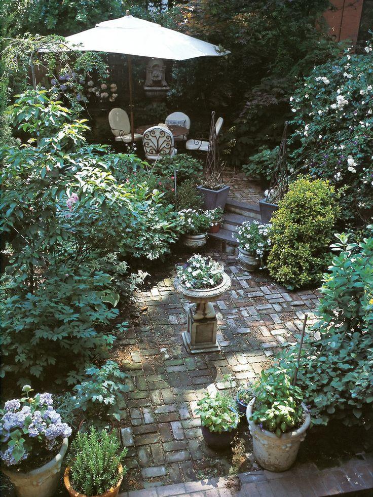 idee jardin d'ombre