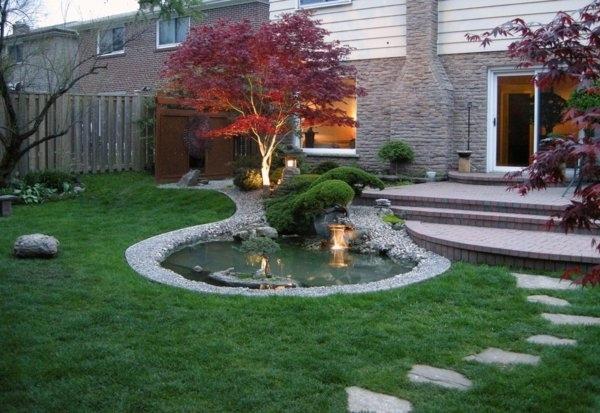 Idee Jardin Devant La Maison