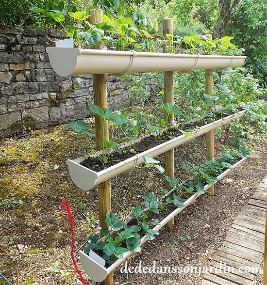 idee jardin en hauteur