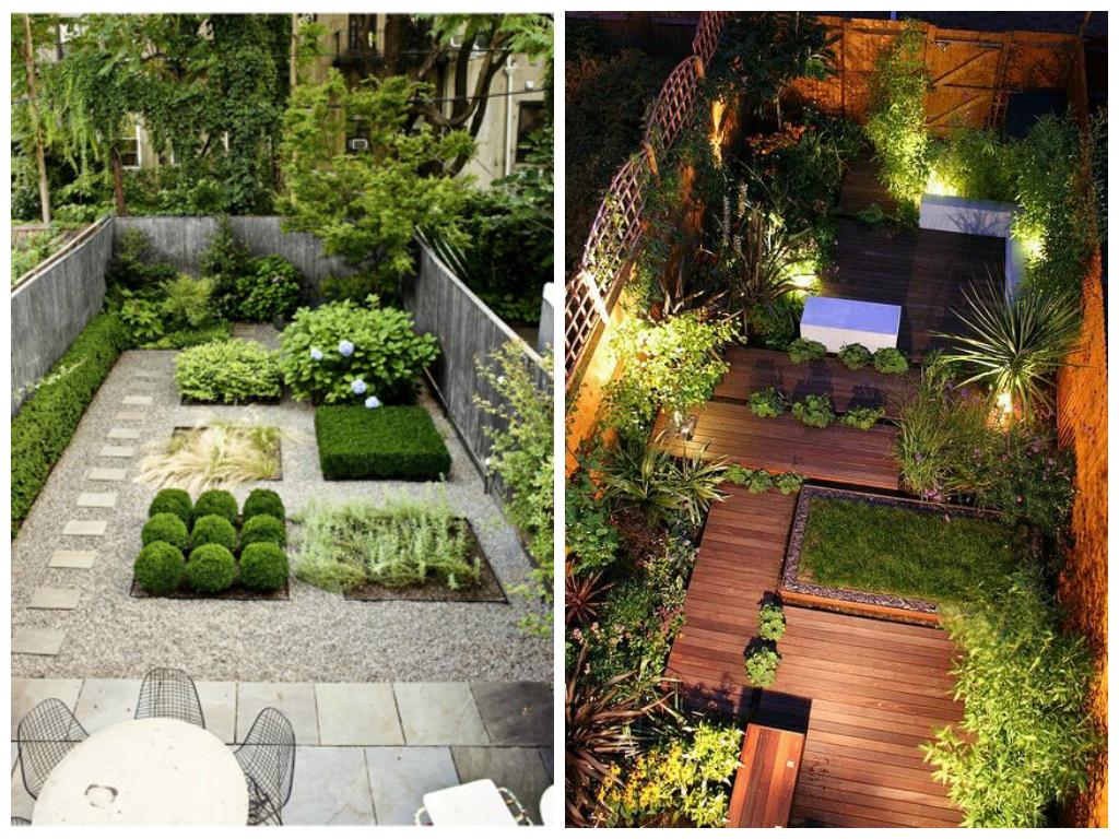idee jardin etroit